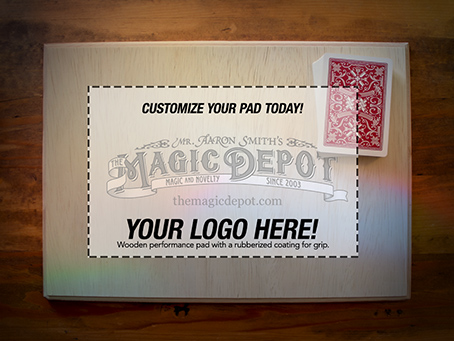 Fusion: Your Magic, Your Logo!