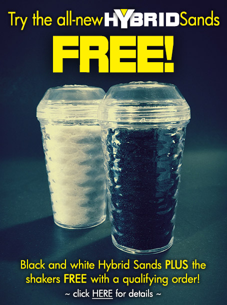 Try HYBRID Sands FREE!