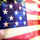 American Flag Production Banner (3x5 Feet)
