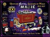 Ultimate Legends Of Magic DVD Set