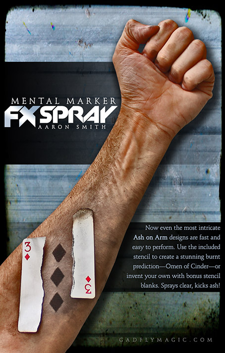 Mental Marker FX SPRAY plus!