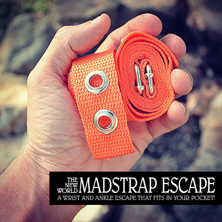 Complete escape fits in your pocket!