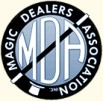 Member of the Magic Dealer's Association!
