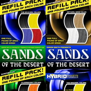 Sands of the Desert from Start to Finale
