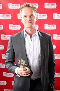 Neil Patrick Harris always strikes a nice pose. You can see in this photo all of the tips outlined in Picture Perfect.